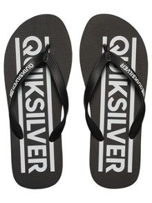 Quiksilver Mens Java Wordmark Sandal