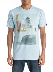 Quiksilver Classic Wave Thunder T-Shirt