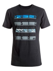 Quiksilver Classic Read Between T-Shirt