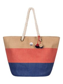 Roxy Roxy sun seeker straw beach bag