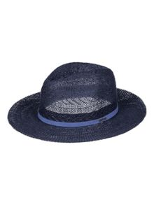 Roxy Roxy in the sunshine straw fedora