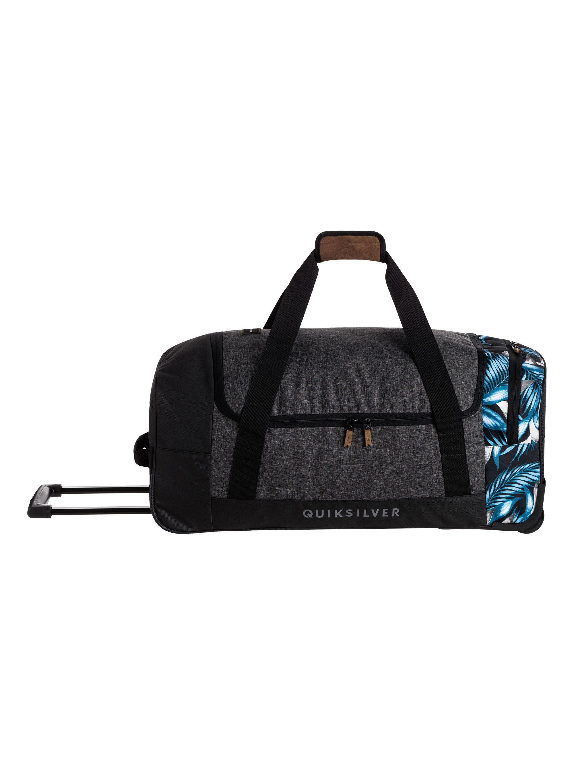 Quiksilver Centurion Large Wheeled Duffle Bag Review