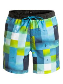 Quiksilver Check Mark 17 Swim Short