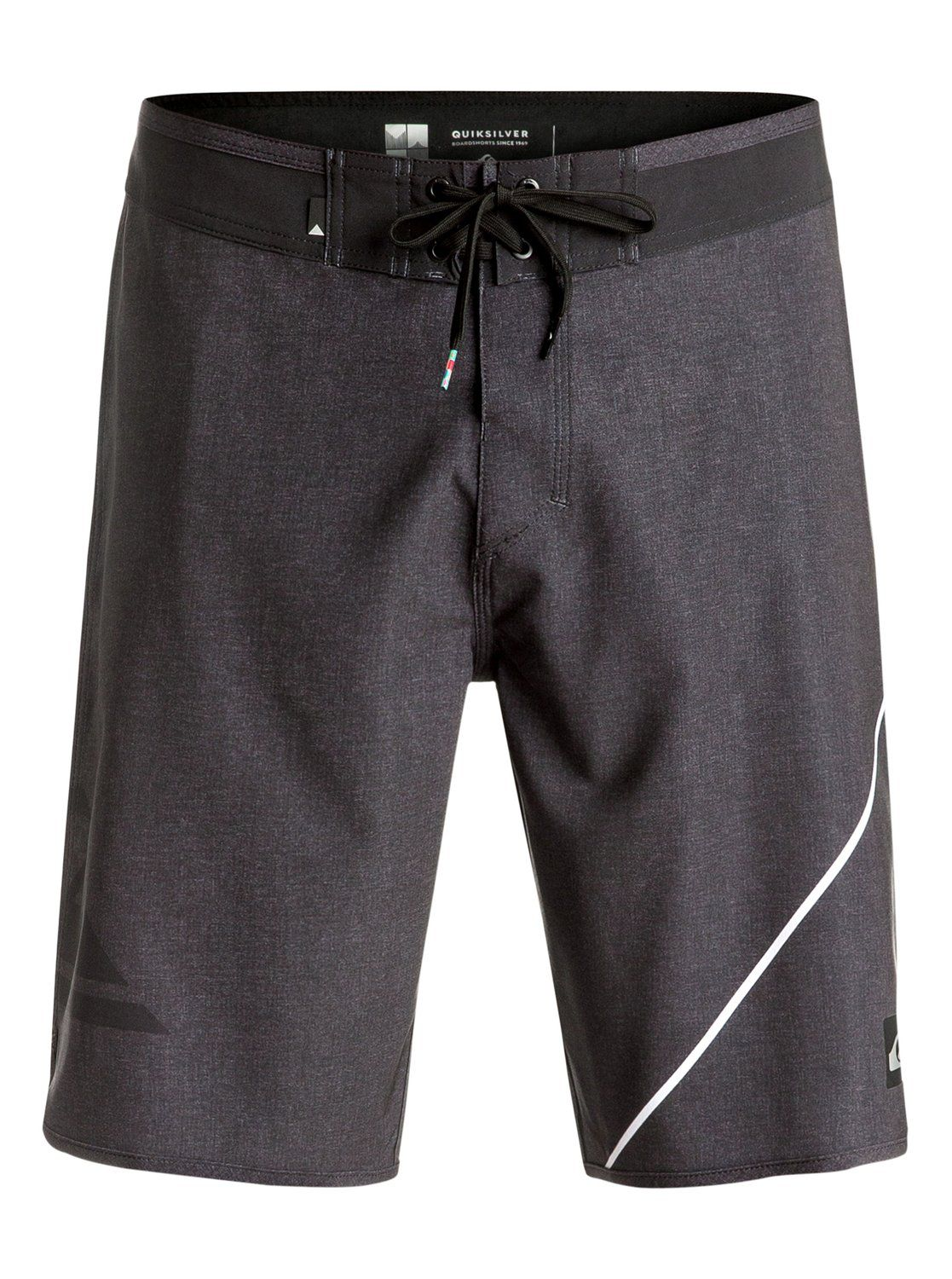 Mens Quiksilver New Wave 20 Boardshort Black