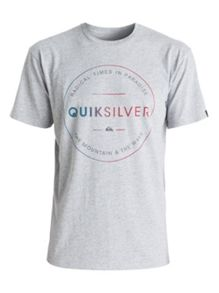 Quiksilver Heather Free Zone T-Shirt