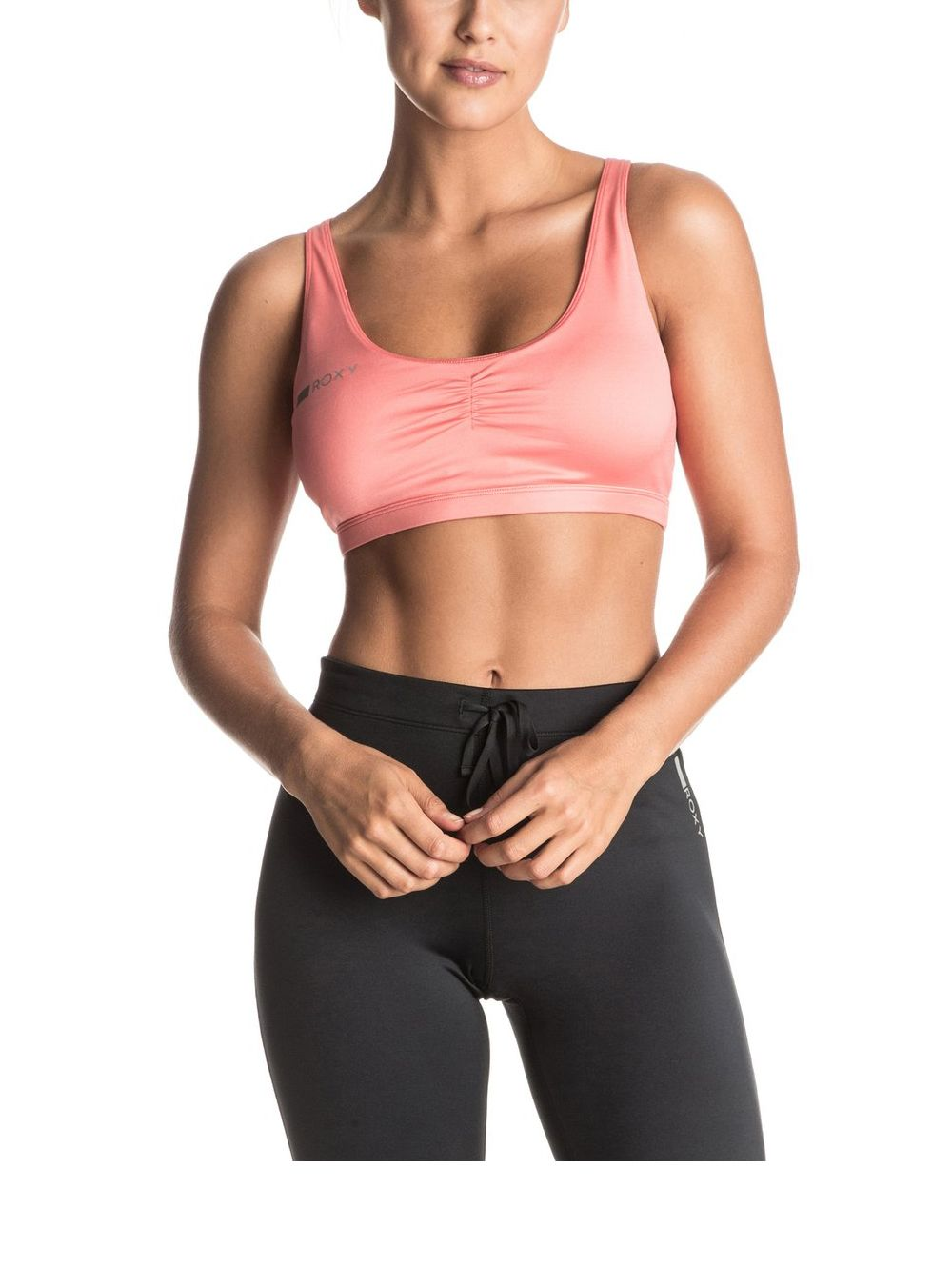 Roxy Roxy tombly sports bra Pink