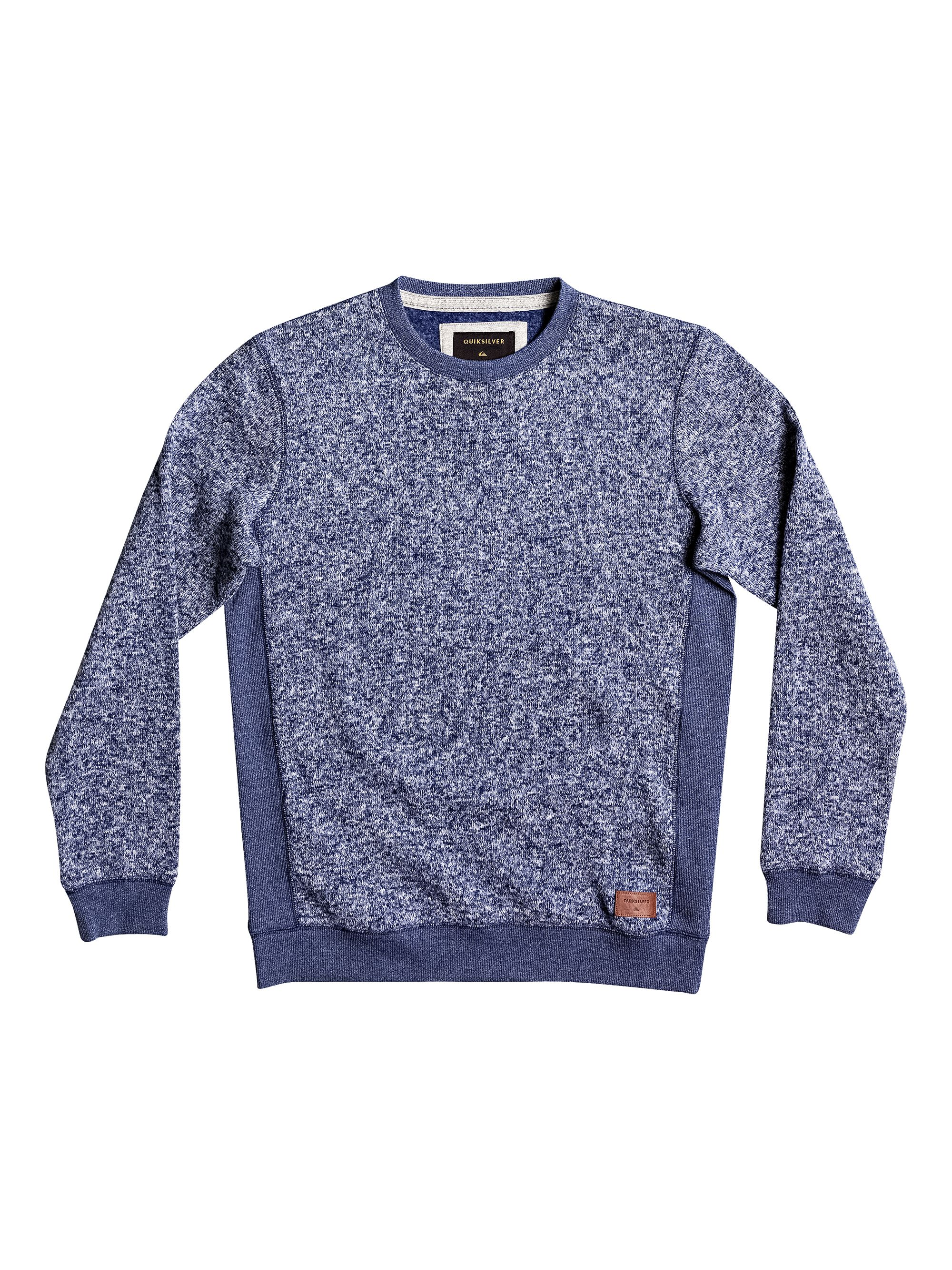 Men's Quiksilver Quiksilver Keller Fleece Sweatshirt, Blue