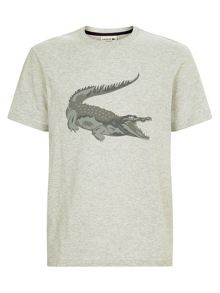 Lacoste T-shirt with Robert George Crocodile