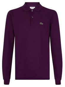 Lacoste 2 Ply Regular Pique Men`s Best Polo