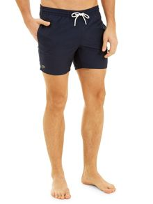 Lacoste Swim Shorts in Taffeta