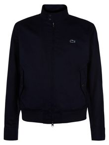 Lacoste Cotton Twill Harrington Jacket