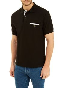 Lacoste Contrast Pocket Polo Shirt