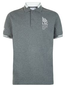 Lacoste Regular Fit Polo, Stretch piqué