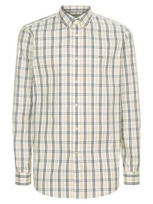 Lacoste Long Sleeve Check Shirt