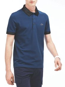 Lacoste Lacoste Contrast Collar Polo Shirt