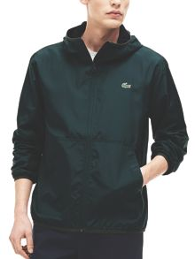 Lacoste Hooded Zip Jacket