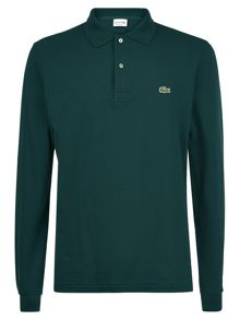 Lacoste Lacoste Classic Long Sleeved Polo Shirt