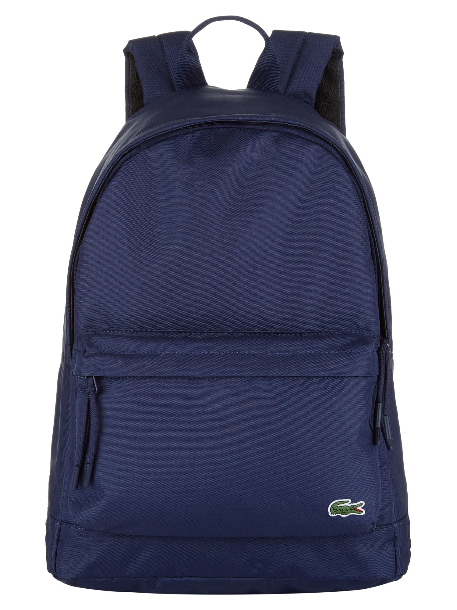 Lacoste Neocroc Backpack In Canvas, Vintage Blue