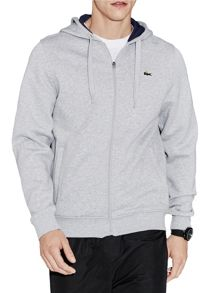 Lacoste Lacoste Hooded Fleece Sweatshirt