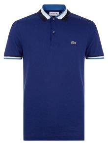 Lacoste L.12.12 Polo with Striped Details