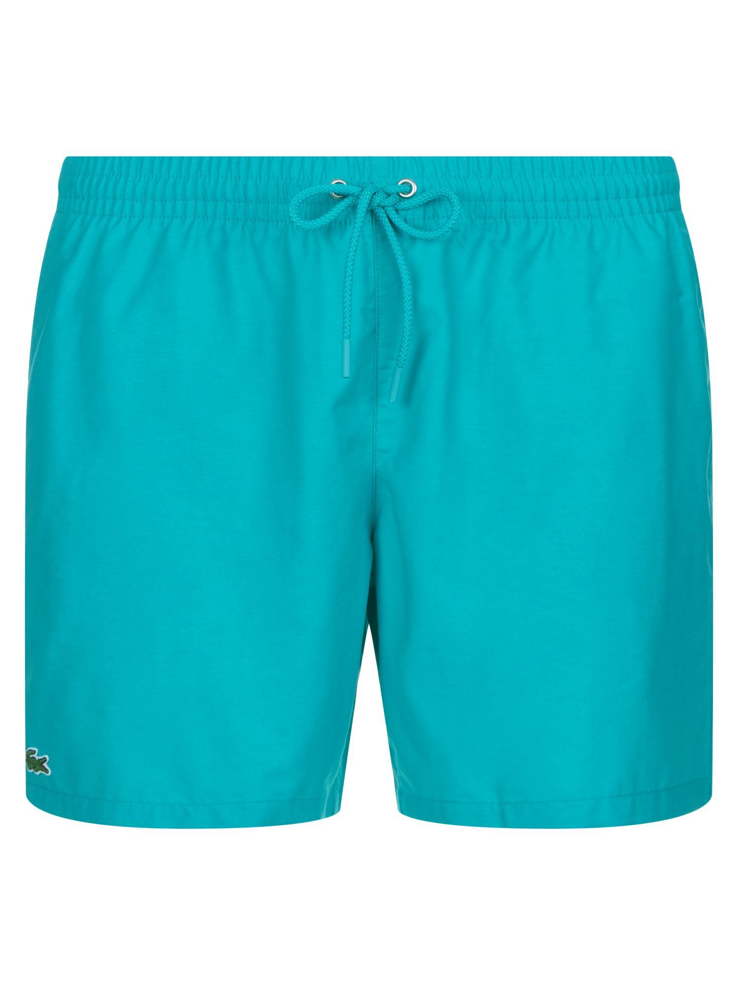 Men's Lacoste Swimming trunks in taffeta, Gleam Blue