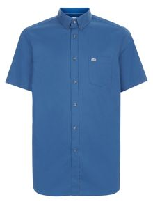 Lacoste Short Sleeved Mini Pique Shirt