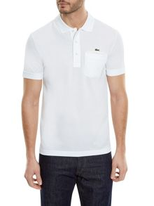 Lacoste Regular Fit Stretch Polo