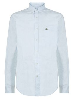 Oxford Cotton Striped Regular Fit Shirt