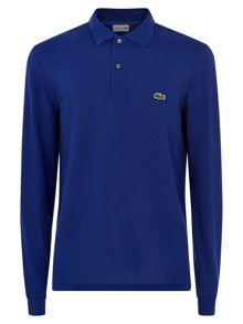 Lacoste 2 Ply Regular Pique Men`s Polo