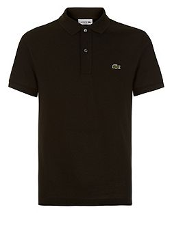 Slim Fit Polo In Petit Pique