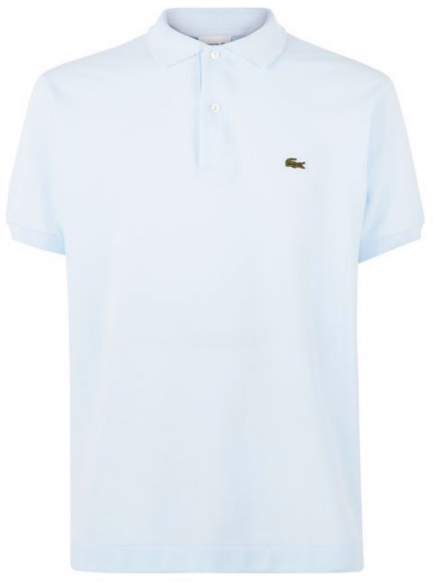 Men's Lacoste Slim Fit Polo in Pique, Marine