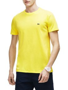 Lacoste Crew neck Cotton T-Shirt