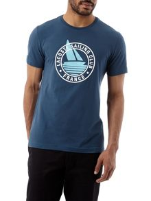 Sailing Club Graphic Regular Fit T-Shirt