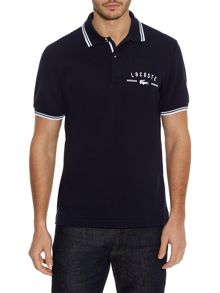 Lacoste Plain Polo Regular Fit Polo Shirt