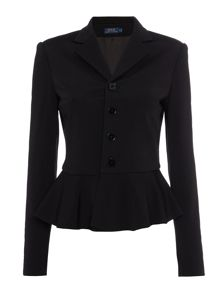 Polo Ralph Lauren Button up peplum jacket