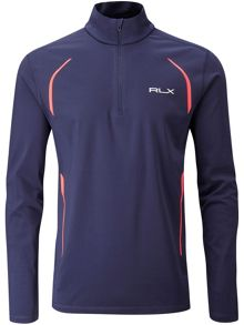 RLX Ralph Lauren Long Sleeve 1/2 Zip Jumper