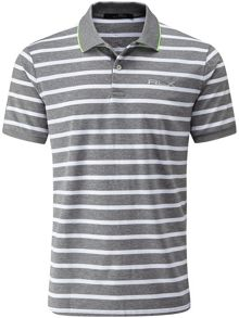 RLX Ralph Lauren Striped Airflow Polo
