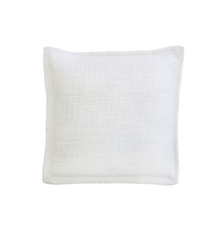 Marinette Saint-Tropez Tandem White Cushion