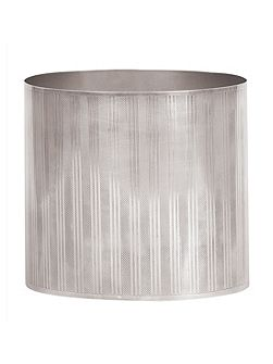 Marinette Saint-Tropez Chrome Steel Waste Bin