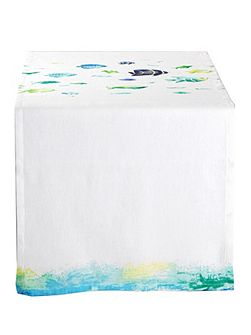 Bahamas Lagoon Tablecloth