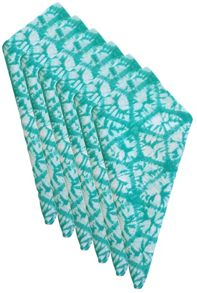 Dipsy aqua napkin pack of 6