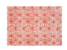 Marinette Saint-Tropez Dipsy nectarine placemat pack of 6
