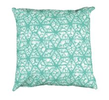 Dipsy White Aqua Cushion