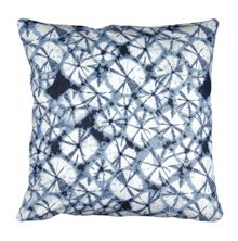 Dipsy White Denim Cushion