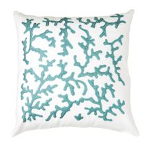 Caraibes White Lagoon Cushion