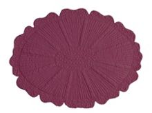 Sunflower fig placemat pack of 6