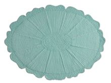 Sunflower lagoon placemat pack of 6