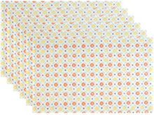 Marinette Saint-Tropez Kiomi design 5 placemat pack of 6