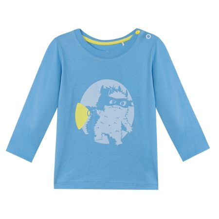 Esprit Boys Character Print Cotton T-Shirt