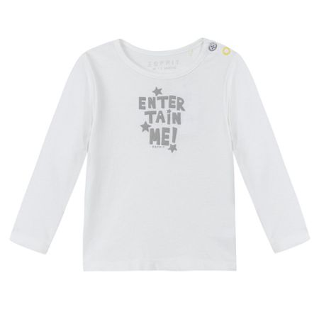 Esprit Kids Entertain Me Cotton T-Shirt